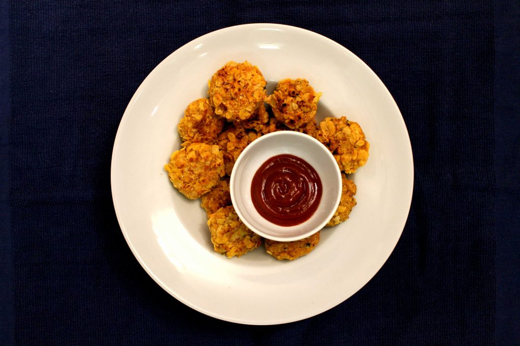 soy nuggets recipe