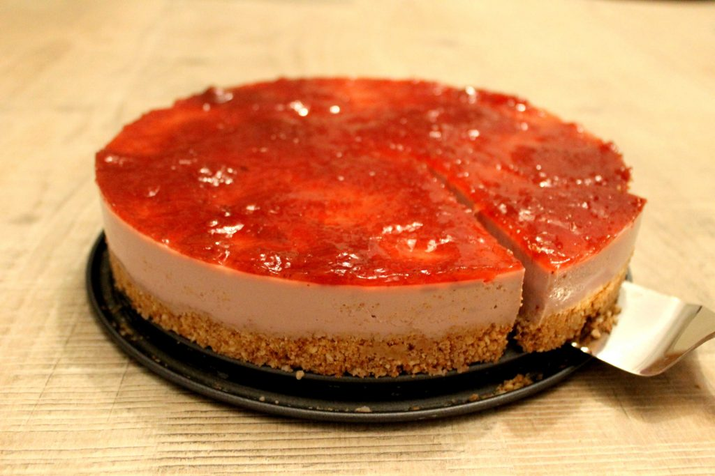 best vegan cheesecake recipe