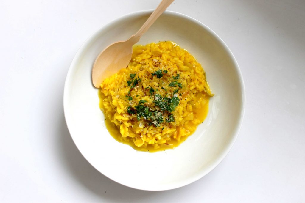 risotto vegetarian