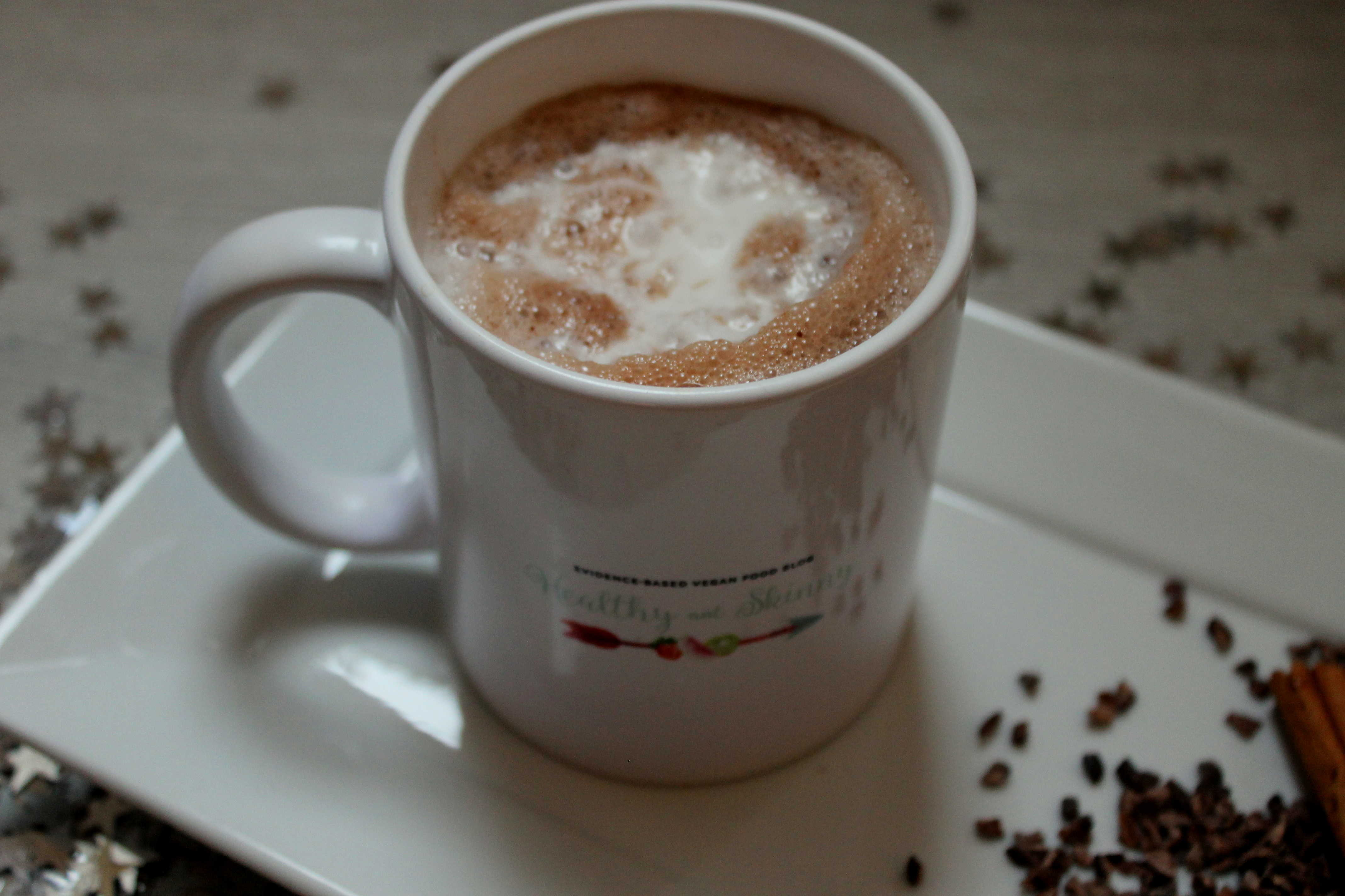 hot chocolate using cocoa powder