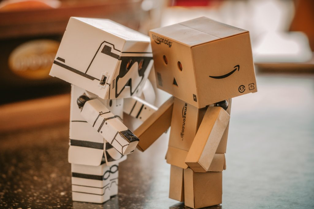 Can we be friends with a chatbot? - Emmelyn Croes
